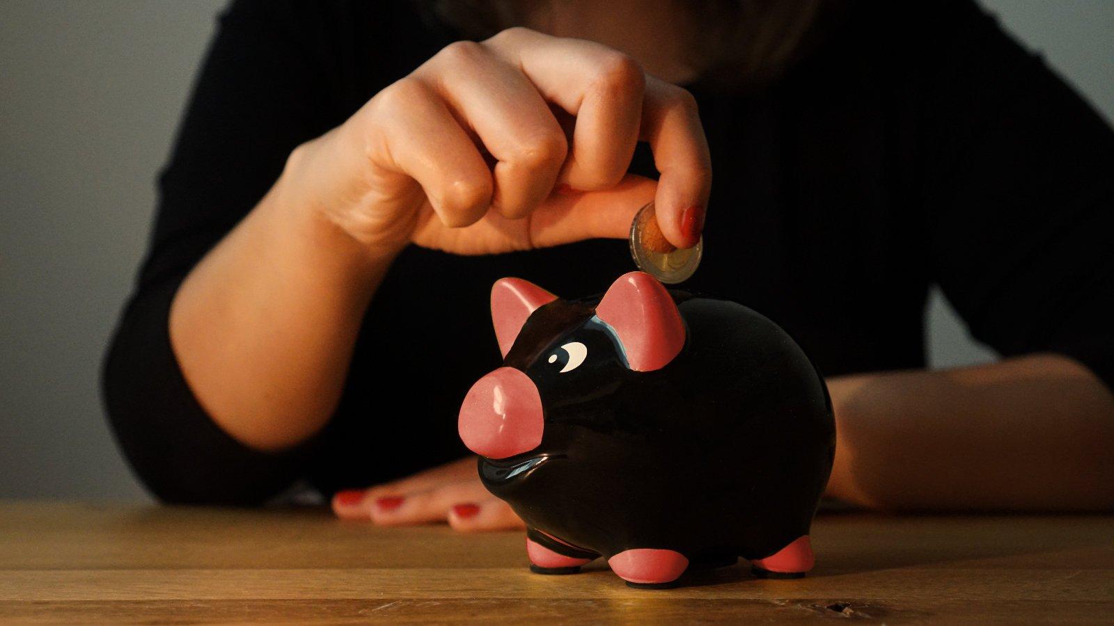 Frauen, Finanzen und Sparen