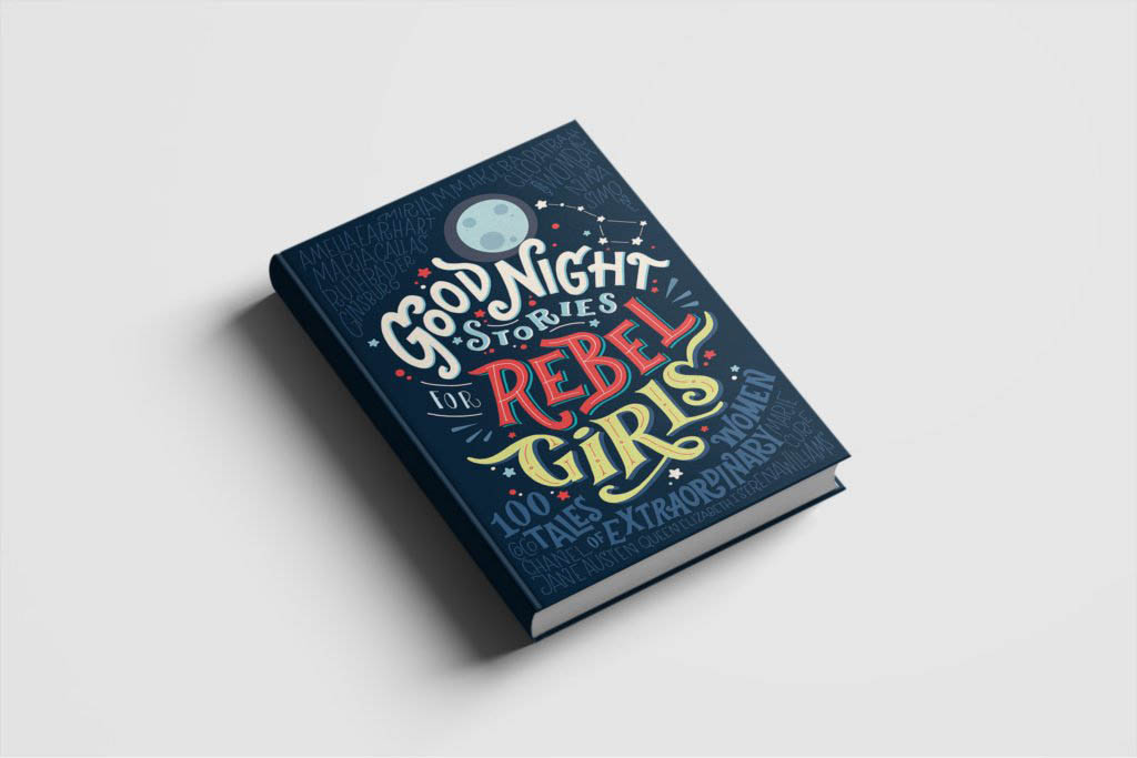 Buchcover Good Night Stories for Rebel Girls