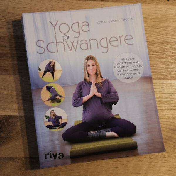 Buch: Yoga für Schwangere