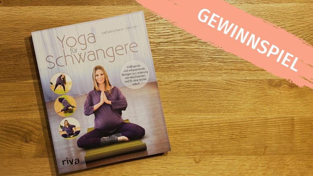 """Gewinnspiel """"Yoga für Schwangere"""""""