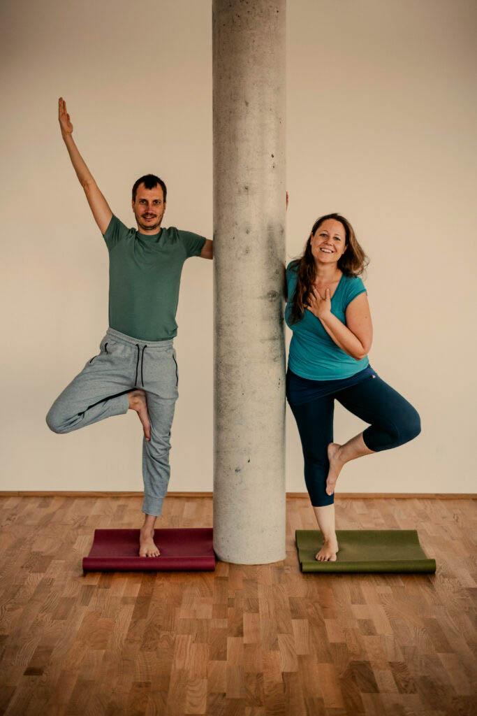 Yogawege